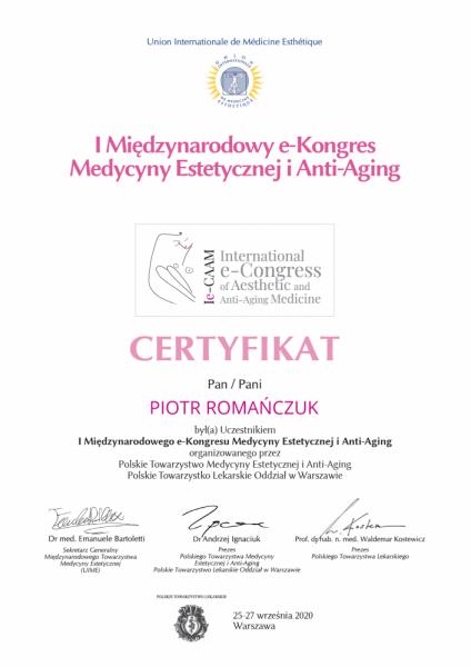 Certyfikat-e-Kongres